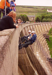 Charity Abseil events